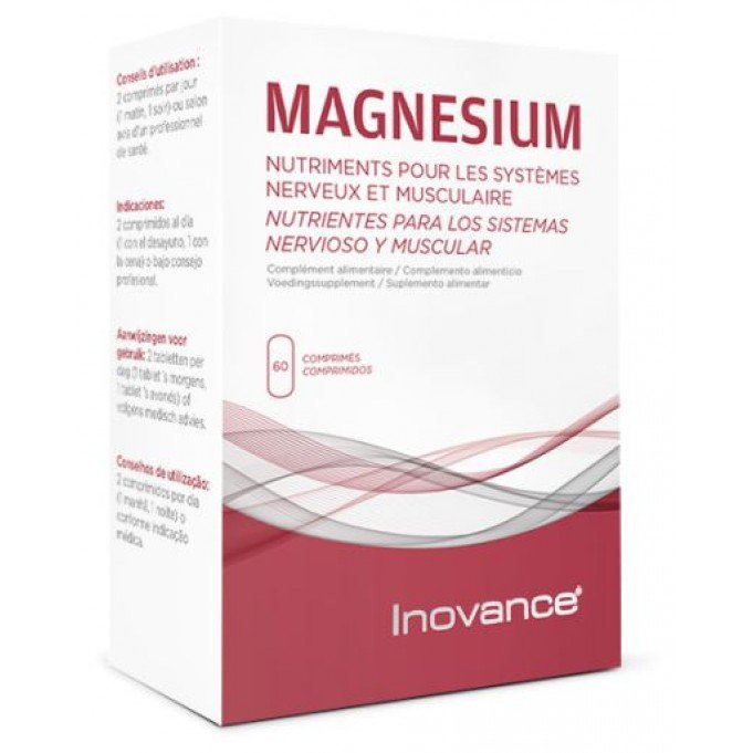 Magnesium Inovance 60 comps