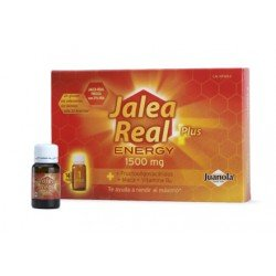 Jalea Real Plus Energy  14 viales